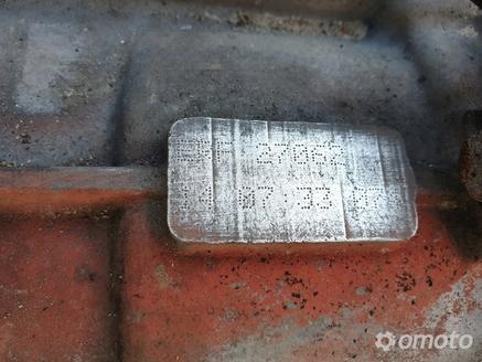 VW Golf IV 1.9 TDI SKRZYNIA BIEGÓW ERF manualna