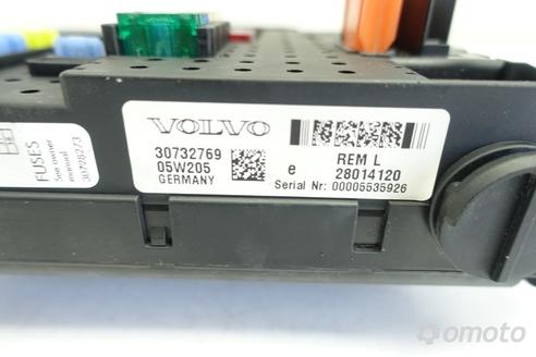 Volvo S60 V70 2.0 T turbo SKRZYNKA moduł 30732769