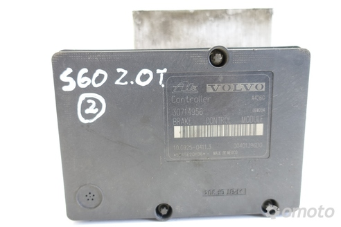 Volvo S60 V70 2.0 T POMPA ABS hamulcowa 306714956
