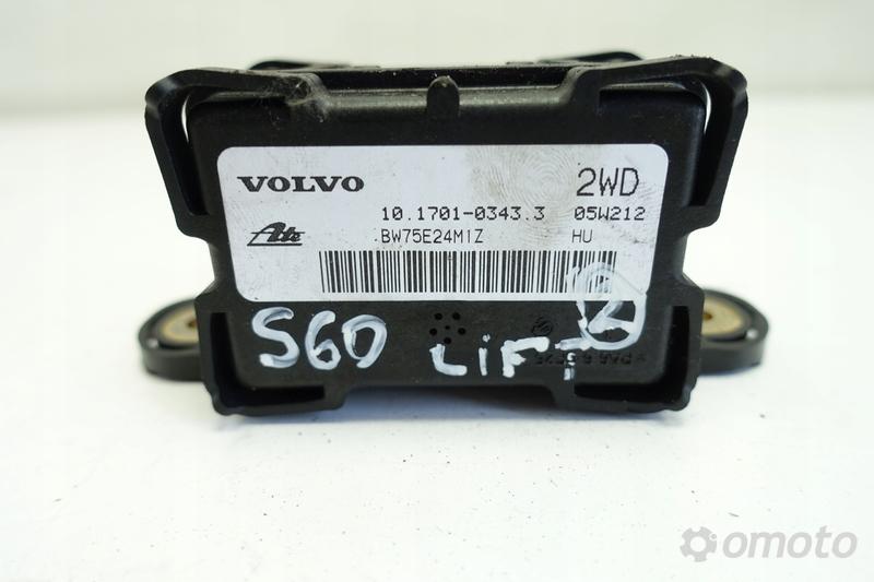 Volvo S60 V70 lift CZUJNIK ŻYROSKOPOWY 30667459