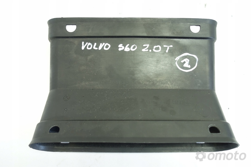 Volvo S60 V70 2.0 T turbo WLOT POWIETRZA dolot