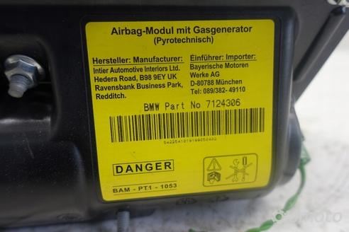 Mini Cooper S R53 lift PODUSZKA POWIETRZNA airbag
