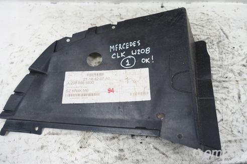 Mercedes W208 POKRYWA OSŁONA obudowa A2086985830