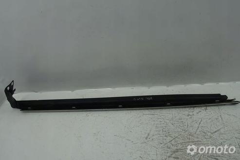 Mercedes C216 W216 LISTWA TYLNEJ SZYBY prawa PRAWY