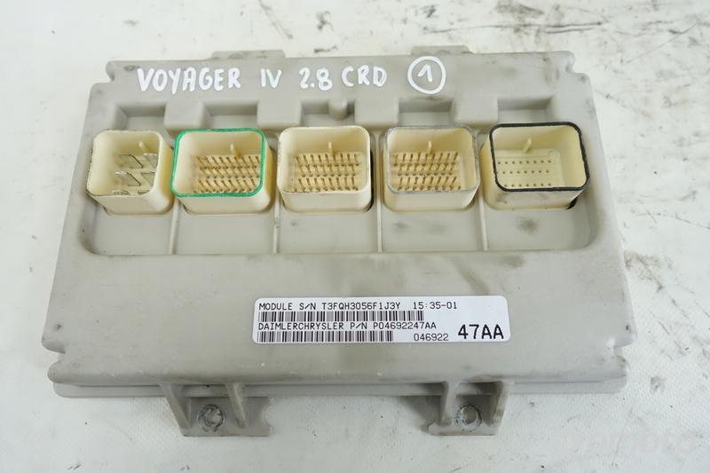 Chrysler Voyager IV MODUŁ KOMFORTU 04692247AA oryg