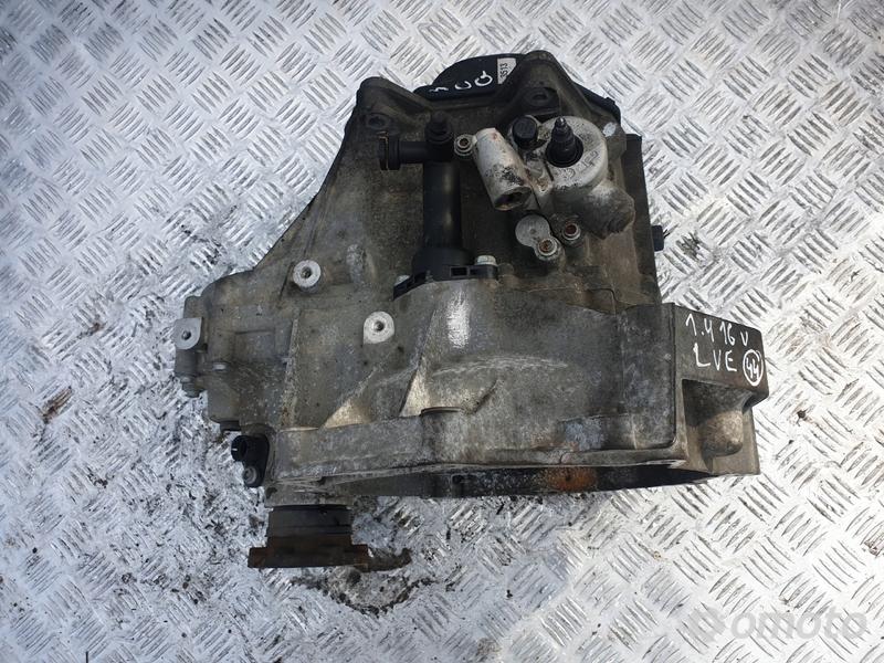 VW Polo IV 1.4 16V SKRZYNIA BIEGÓW manualna LVE