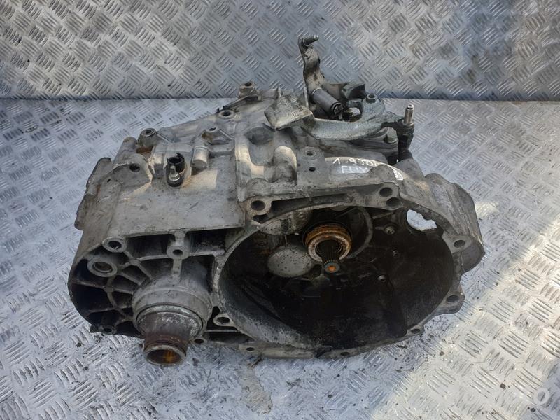 Seat Alhambra 1.9 TDI SKRZYNIA BIEGÓW 6 FUY manual