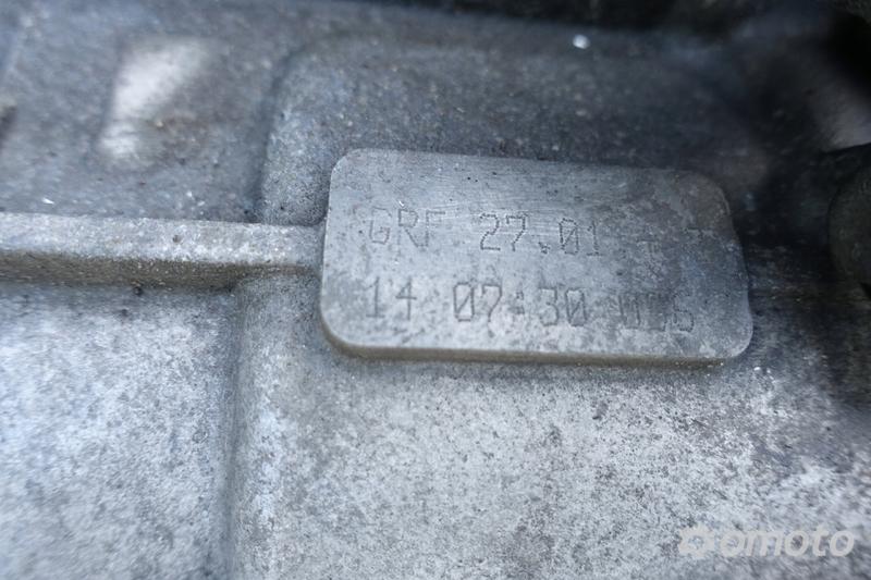 Seat Altea 2.0 TDI SKRZYNIA BIEGÓW manualna GRF