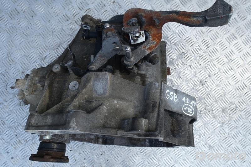 Seat Ibiza III 1.2 12V SKRZYNIA BIEGÓW manuaL GSB