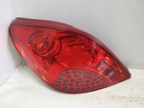 Peugeot 207 CC CABRIO TYLNA LAMPA LEWA LEWY TYŁ