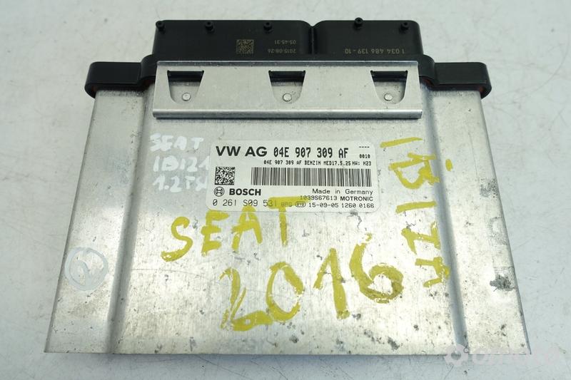 Seat Ibiza IV 1.2 TSI KOMPUTER SILNIKA sterownik