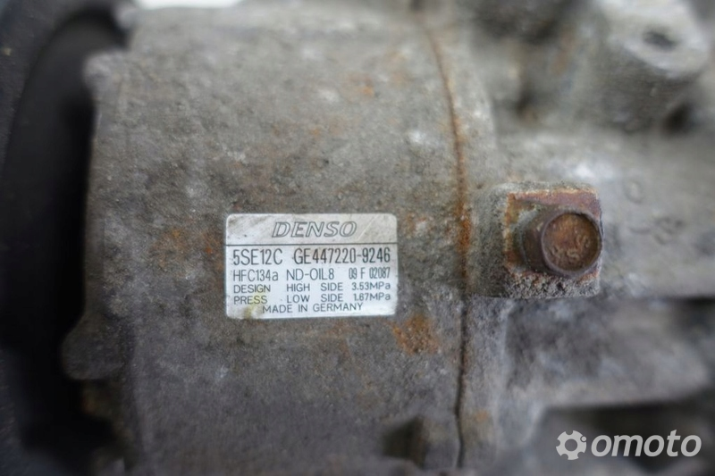 Toyota Avensis T25 1.8 VVTI SPRĘŻARKA KLIMATYZACJI