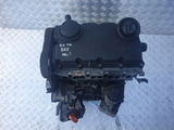 SILNIK Audi A4 B7 2.0 TDI 140KM 04-08r pali ! BRE