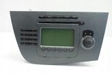 Seat Leon II 2.0 FSI RADIOODTWARZACZ radio CD