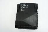 Seat Leon II 2.0 FSI SKRZYNKA BEZPIECZNIKÓW bsi