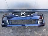 Mazda 6 II GH 07- KOMPLETNY PRZEDNI ZDERZAK PRZÓD