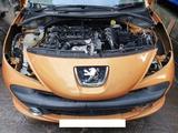 SILNIK KOMPLETNY Peugeot 207 1.6 HDI pali ! 9HZ