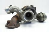 Opel Zafira B 1.9 CDTI 8V TURBOSPRĘŻARKA 55205474