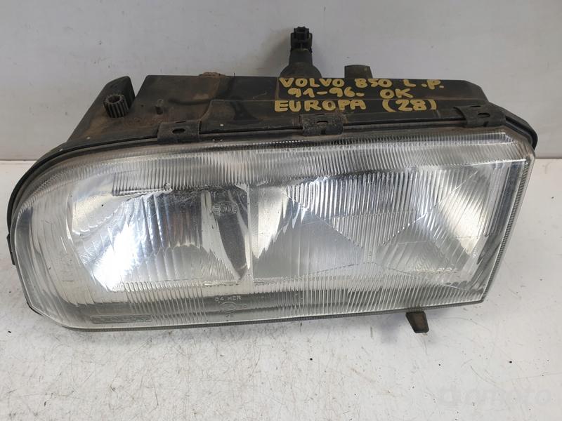 Volvo 850 91-96r PRZEDNIA LAMPA LEWA lewy przód