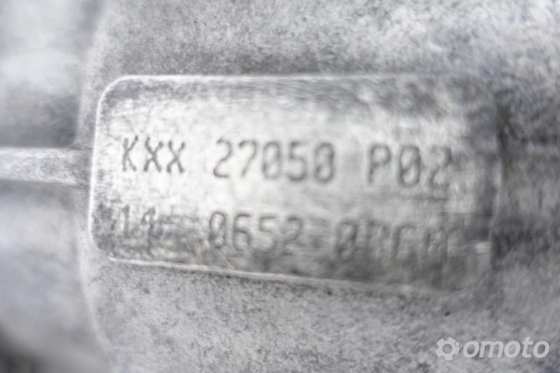 Seat Toledo III 2.0 TDI SKRZYNIA BIEGÓW manual KXX