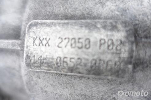 Skoda Octavia II 2.0 TDI SKRZYNIA BIEGÓW KXX