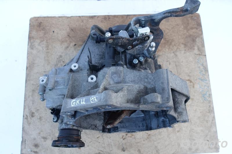 VW Polo IV 1.2 12V SKRZYNIA BIEGÓW manualna GKU