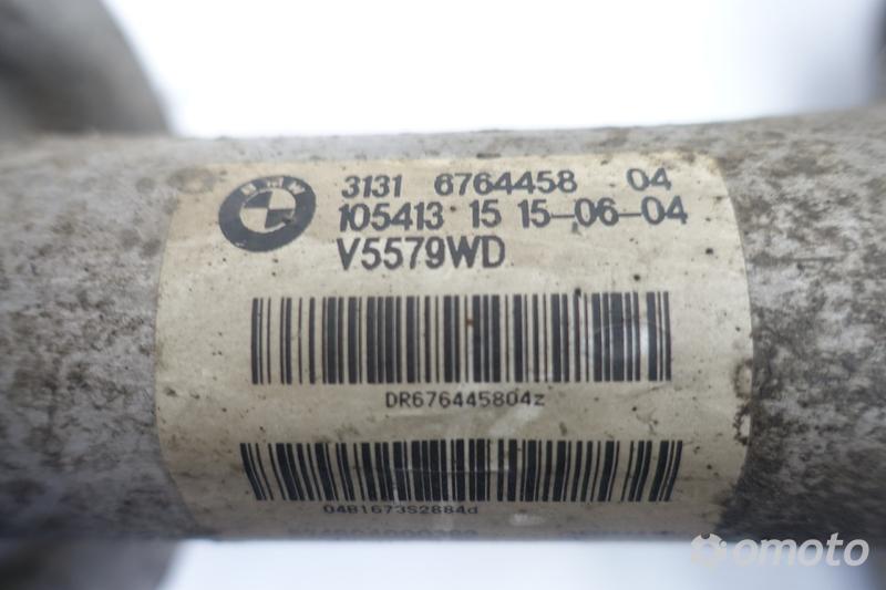 BMW E60 E61 3.0 D AMORTYZATOR piasta SPRĘŻYN prawy
