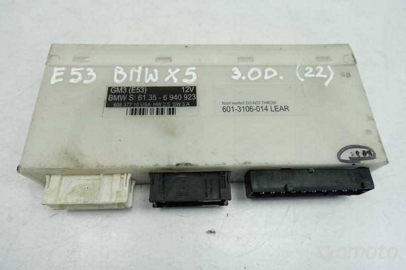 BMW X5 E53 3.0 D STEROWNIK moduł komfortu 6940923