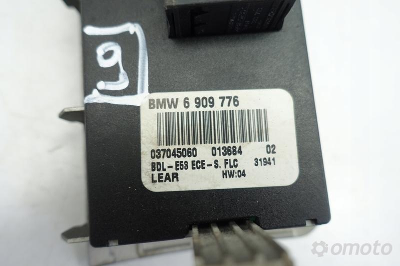 BMW X5 E53 PRZEŁĄCZNIK ŚWIATEŁ włącznik 6909776