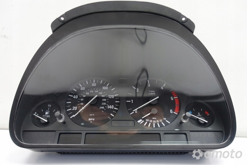 BMW X5 E53 3.0 D LICZNIK ZEGARY 6938455 anglik