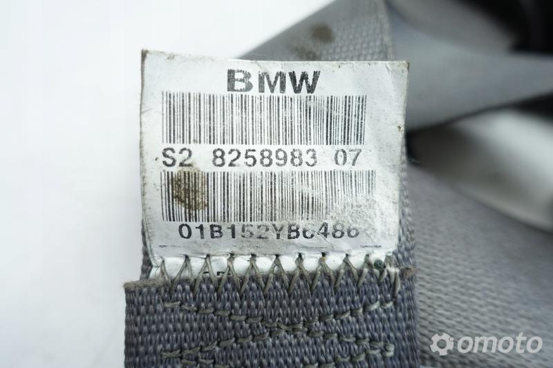 BMW X5 E53 PRZEDNI PAS BEZPIECZEŃSTWA lewy przód