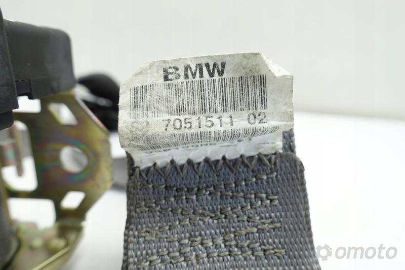 BMW X5 E53 TYLNY PAS BEZPIECZEŃŚTWA lewy tył