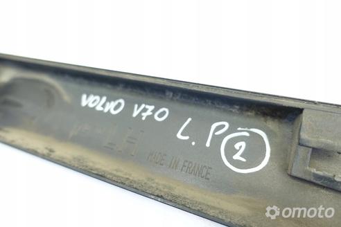 Volvo S60 LISTWA PREDNICH DRZWI lewy przód