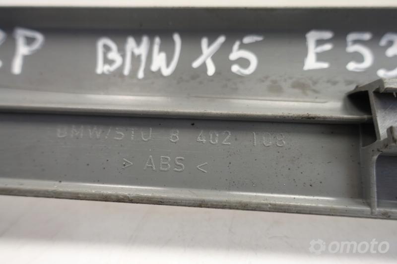 BMW X5 E53 LISTWA PROGOWA prawa PRAWY PRZÓD