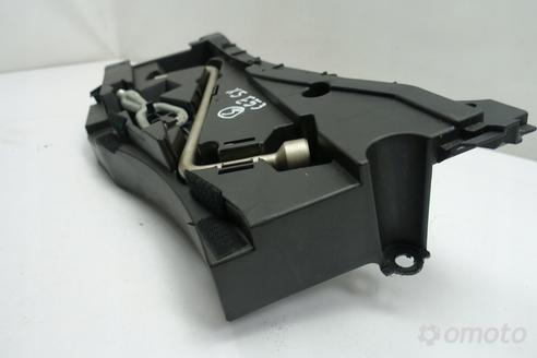 BMW X5 E53 WKŁAD BAGAŻNIKA lewarek podnośnik auta