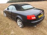 Audi A4 B6 CABRIO 00-04r DACH SKŁADANY czarny
