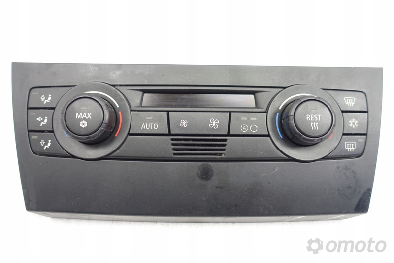 BMW E90 2.0 D PANEL KLIMATYZACJI klimy NAWIEWU
