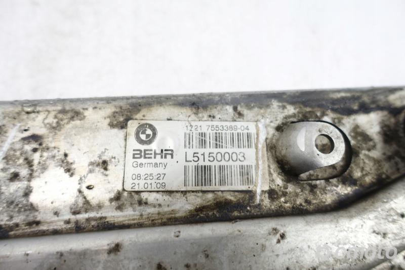 BMW X6 E71 3.0 D CHŁODNICZKA OLEJU skrzyni biegów