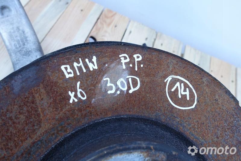 BMW X6 E71 3.0 D PRZEDNIA ZWROTNICA prawa PIASTA