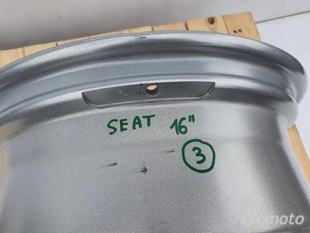 Seat Altea KOMPLET FELGI ALUMINIOWE ALUFELGI 16