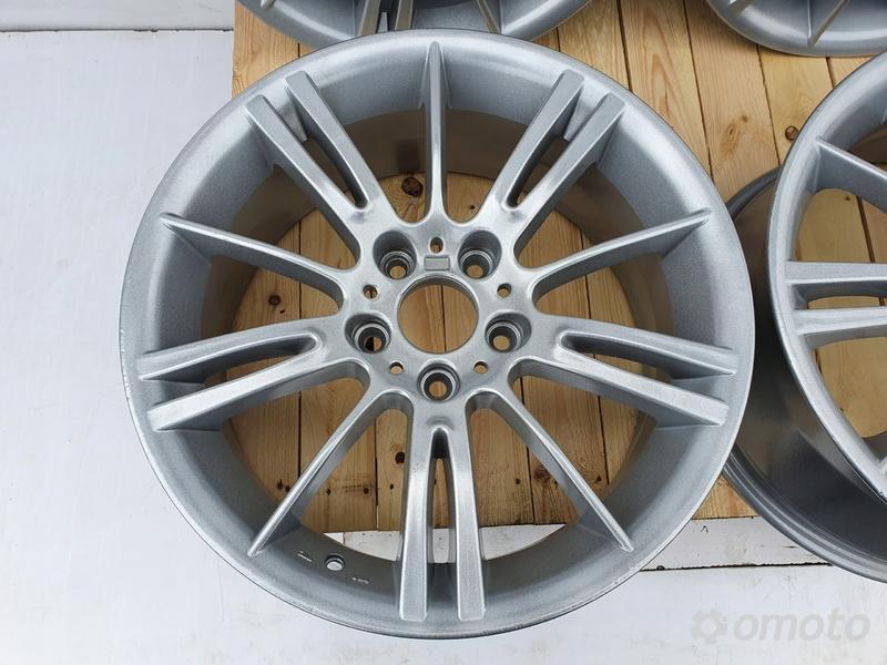 BMW E90 E91 M PAKIET FELGI ALUMINIOWE ALUFELGI 18