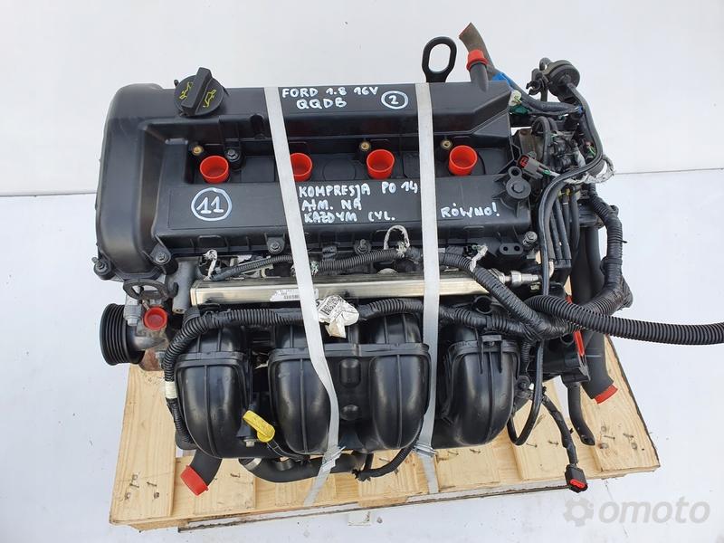 SILNIK Ford C Max C-Max 1.8 16V 125KM 62tyś QQDB