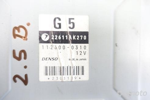 Subaru Legacy IV 2.5 KOMPUTER SILNIKA sterownik