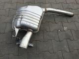 Mercedes W238 COUPE 3.0 V6 AMG TŁUMIK LEWY TYŁ