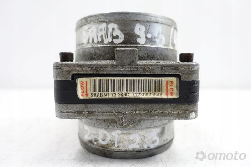 Saab 9-3 2.3 T turbo PRZEPŁYWOMIERZ 9173386C