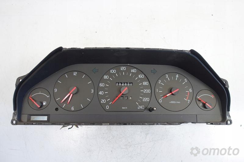Volvo 740 760 940 2.0 LICZNIK ZEGARY 9434025