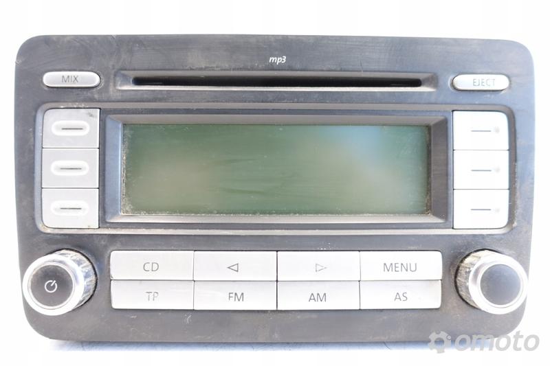 VW Caddy RADIOODTWARZACZ radio CD 1K0035186AD