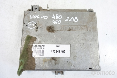 Volvo 480 460 2.0 B STROWNIK SILNIKA S111702102