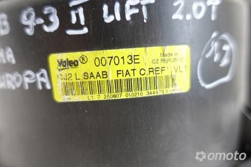Saab 93 9-3 II lift WENTYLATOR OGRZEWANIA nawiewu