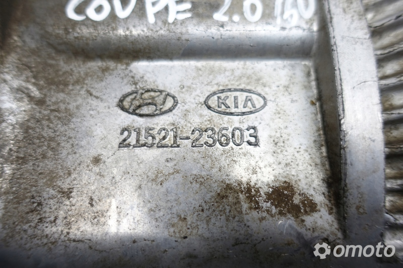 Hyundai Coupe 2.0 16V MISKA OLEJU olejowa